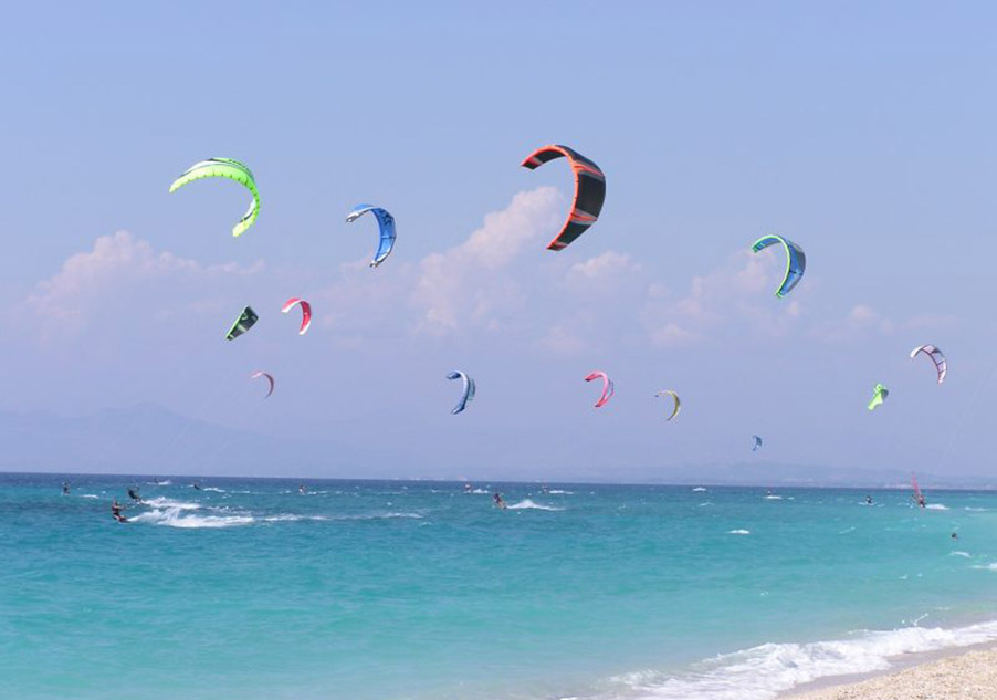 WIND SURFING & KITE SURFING